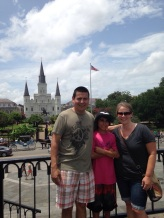 Cathedral of St. Louis, New Orleans